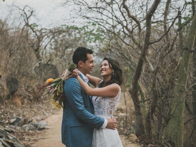 Casarse en un jardín: lo más práctico que van a encontrar