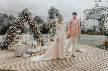 15 ideas para decorar la recepción de matrimonio