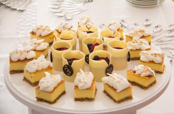 11 tipos de postres para armar su mesa dulce o 'candy bar'