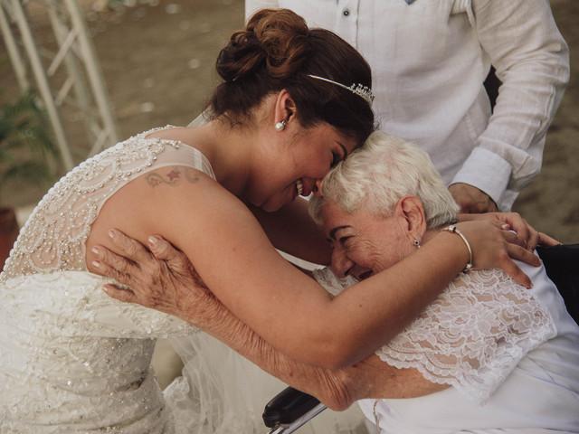 La participación de los abuelos en el matrimonio