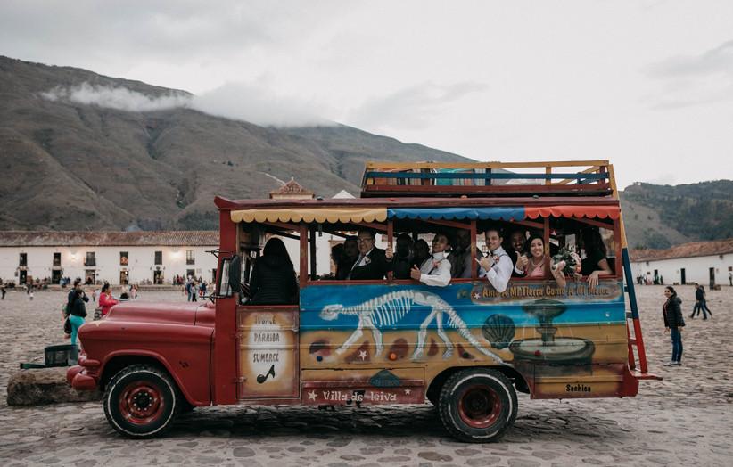 Aglaya - Bodas y eventos en Villa de Leyva y Boyacá