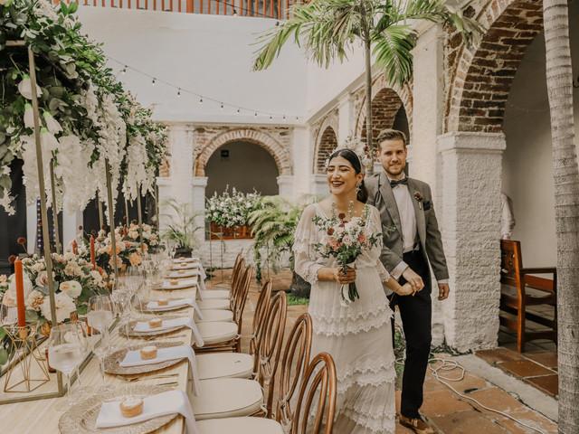 7 consejos para organizar una recepción de boda al aire libre