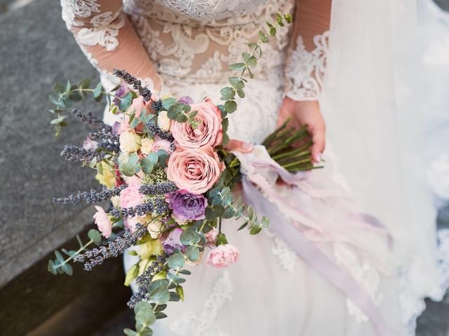 12 tipos de ramos de novia, ¿cuál es tu estilo?