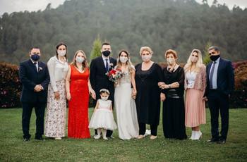 Cómo ser un buen invitado de boda en época de coronavirus