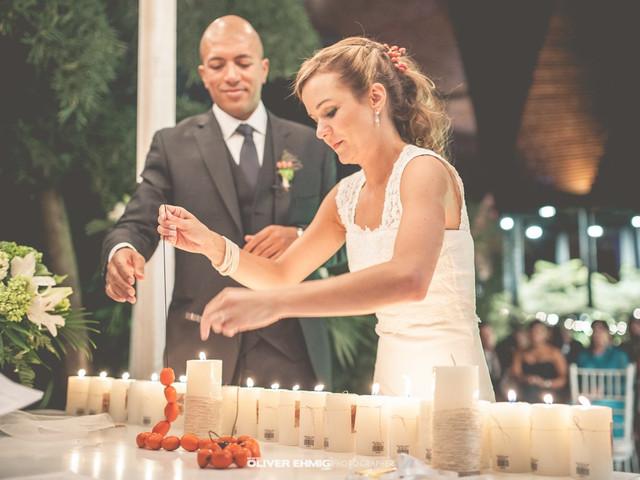 15 ceremonias y/o rituales que pueden hacerse en una boda
