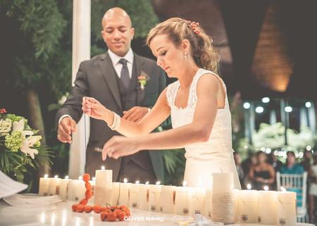 15 ceremonias y/o rituales simbólicos que pueden hacerse en una boda