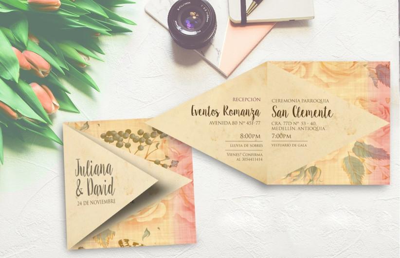 Las Invitaciones De Boda Ideas Matrimonio