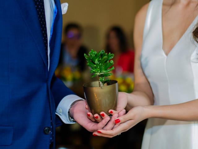 Ceremonia de la plantación: el ritual simbólico de su relación