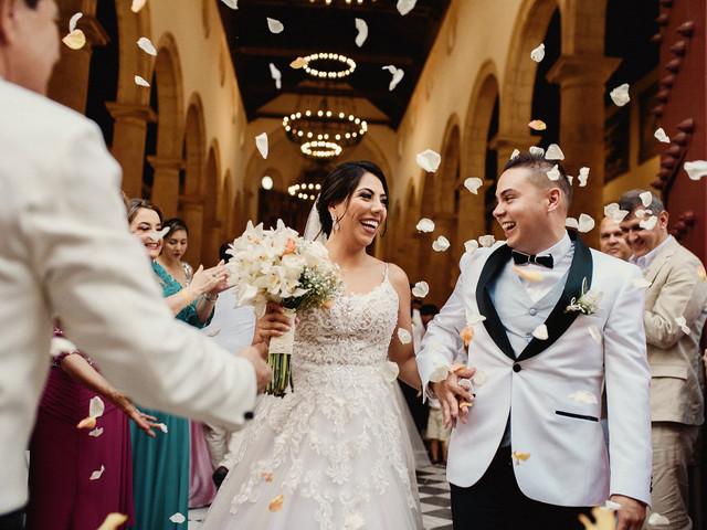 8 cosas por las que no deberían preocuparse el día de la boda