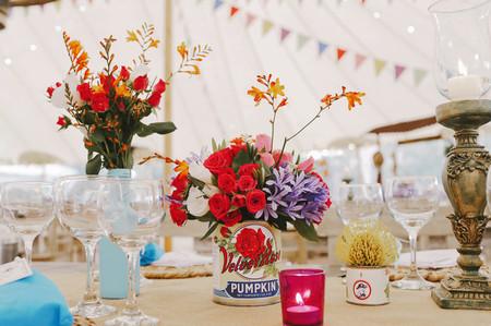 Centros de mesa para boda: 75 decoraciones para cada tipo de celebración