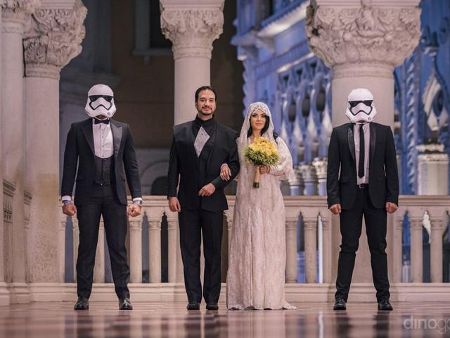 30 frases de la película 'Star Wars' para la boda