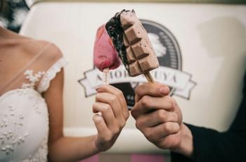 Helados para matrimonio: ¡deleiten a sus invitados!