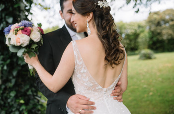 Peinados de novias para boda: las opciones que te harán decir ¡wow!