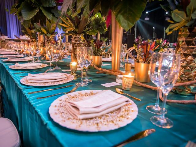 Decoración de mesas de la recepción de boda: 10 detalles imprescindibles