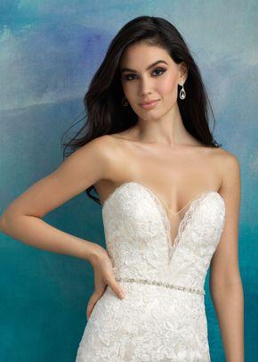 S135, Allure Bridals