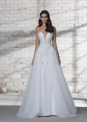14688+DETACHABLE SKIRT, Pnina Tornai