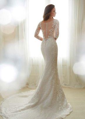 Y11702 - GABRIELLE, Mon Cheri Bridals