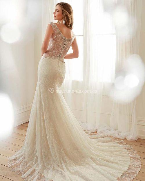 Y11710 - FLEUR, Mon Cheri Bridals