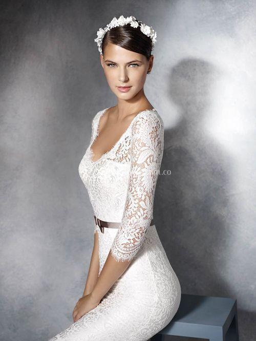 JIMENA, White One