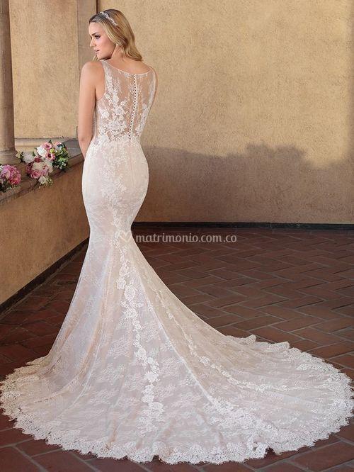 CHLOE, Casablanca Bridal