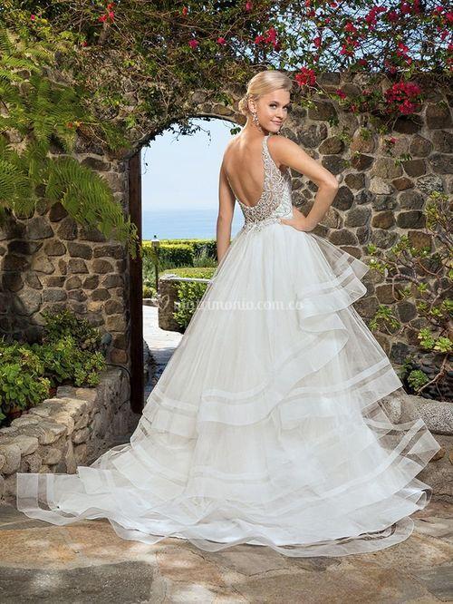 WHITNEY, Casablanca Bridal