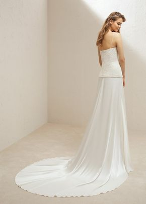 SKIRT ULANI / TOP UNAGI, Pronovias