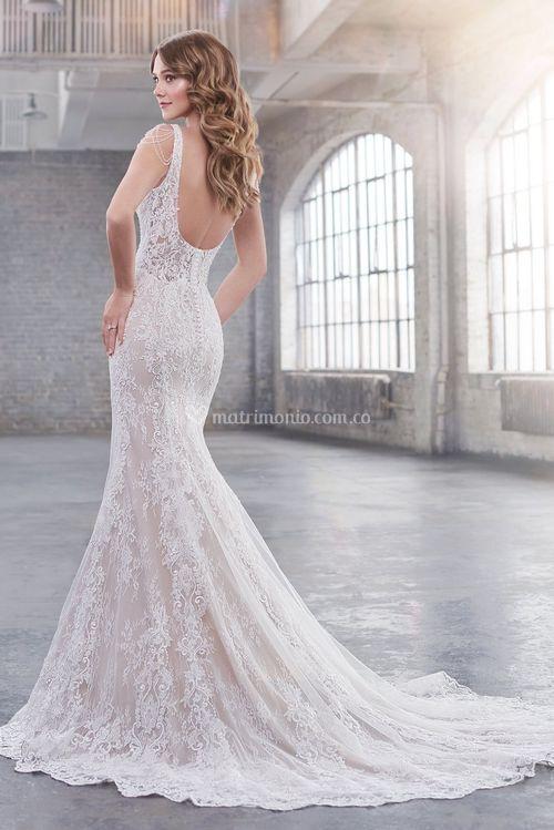 219218, Mon Cheri Bridals