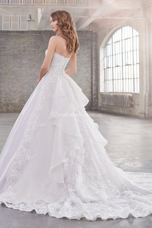 219217, Mon Cheri Bridals