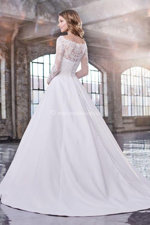 219209, Mon Cheri Bridals