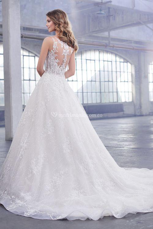 219201, Mon Cheri Bridals