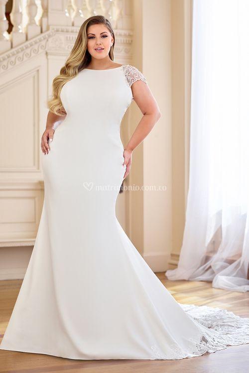 119268, Mon Cheri Bridals