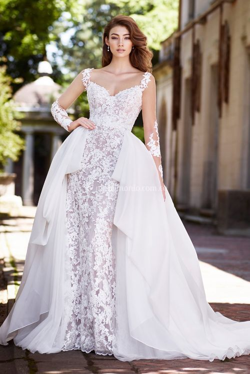 119284, Mon Cheri Bridals