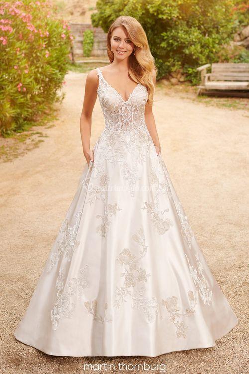 120244, Mon Cheri Bridals