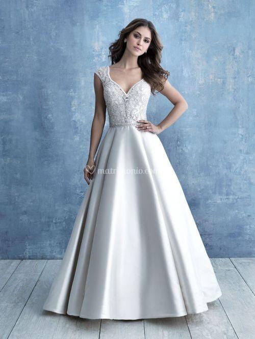 9710, Allure Bridals