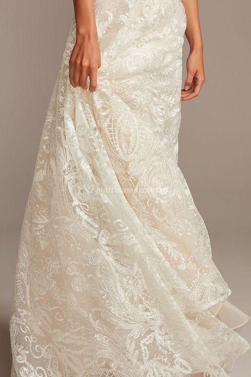 SWG840, David's Bridal