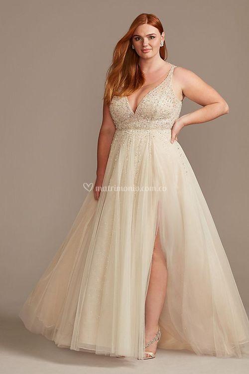 9SWG837, David's Bridal