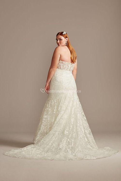 9SWG835, David's Bridal