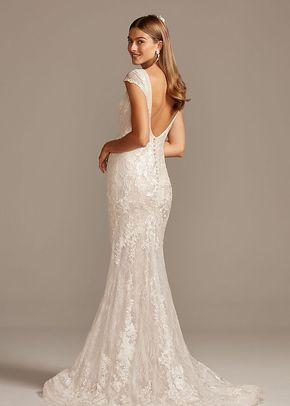 CWG847, David's Bridal