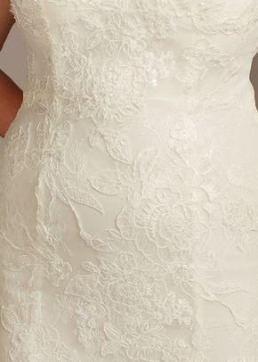 9WG3981, David's Bridal