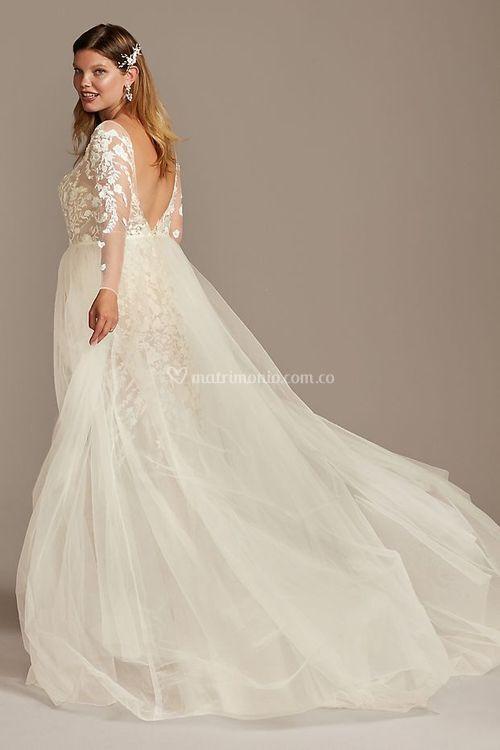 9SWG851, David's Bridal