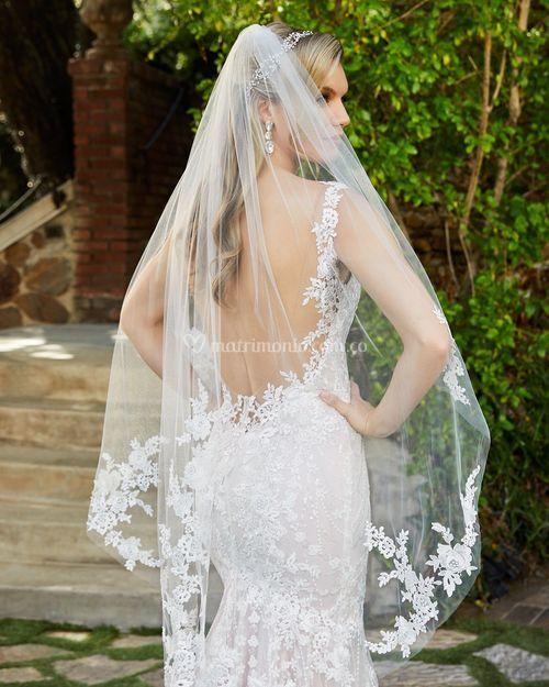 MANDY, Casablanca Bridal