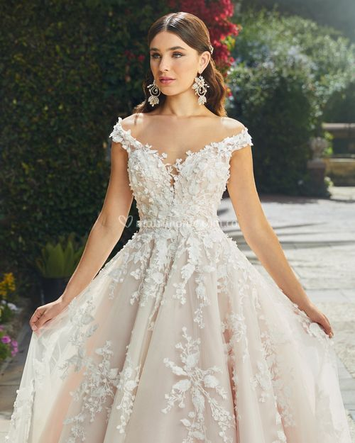 EVELINA, Casablanca Bridal