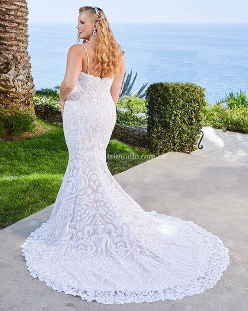 KEATON, Casablanca Bridal