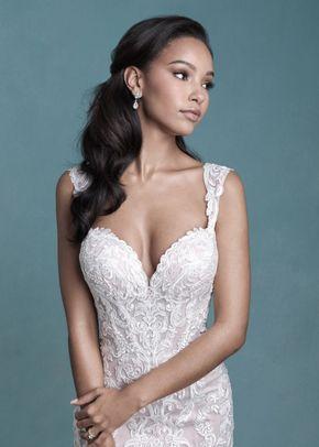 9754, Allure Bridals