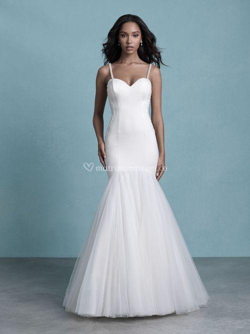 9766, Allure Bridals
