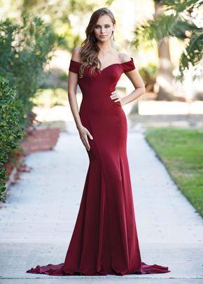 1768WN, Colors Dress