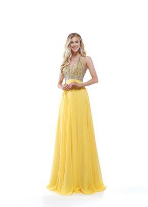 2262YE, Colors Dress
