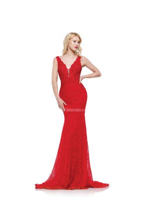 2269RD, Colors Dress
