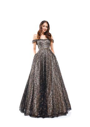 2266BKOND, Colors Dress