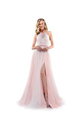 2270PEACH, Colors Dress